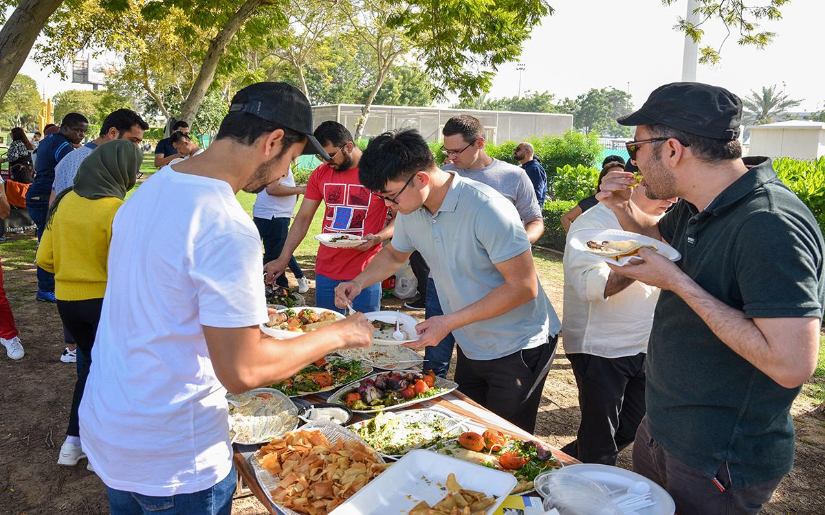 FIDU Properties BBQ Party