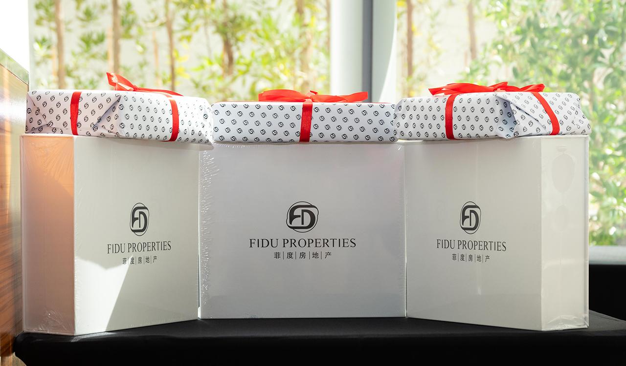 FIDU PROPERTIES LUNCH GATHERING 2021