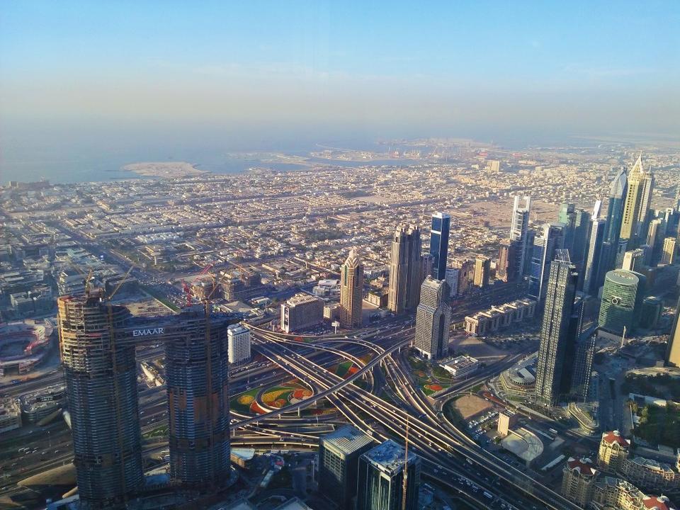 Dubai real estate deals hit nine-month peak in November