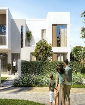 Spring Townhouses in Arabian Ranches