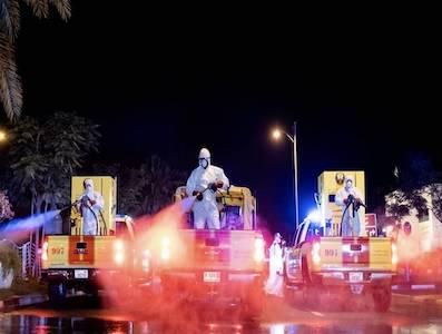 How UAE is leading its war on the coronavirus pandemic