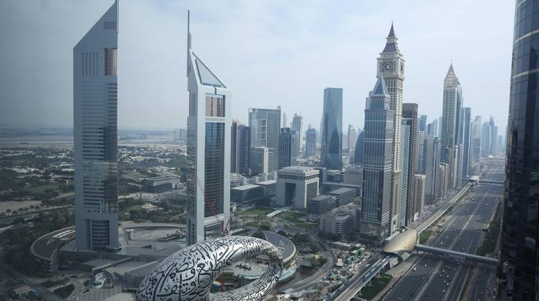 Dubai ranks among top cities in capital value surge