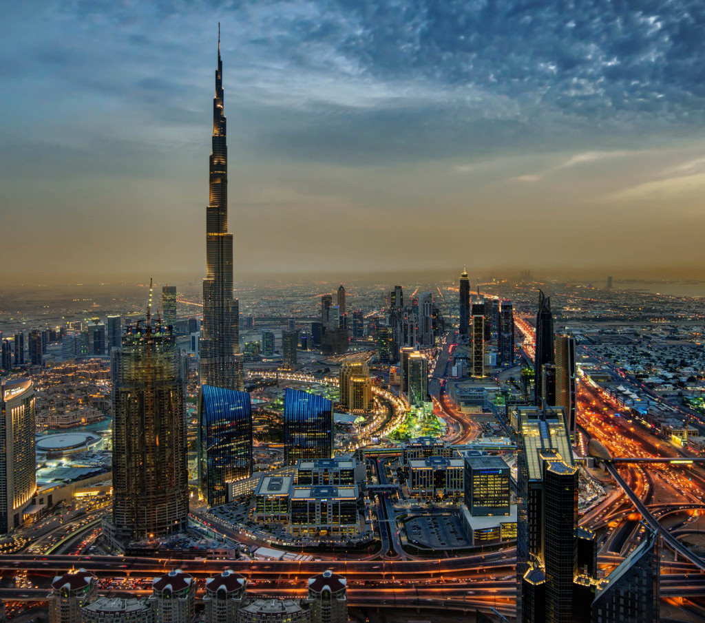 DLD reports USD 1.9bn weeklong real estate transactions in Dubai