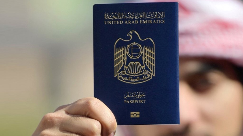 Passport Ranking 2021: UAE Ranked 3rd World's Strongest Passport, and First in the Arab World