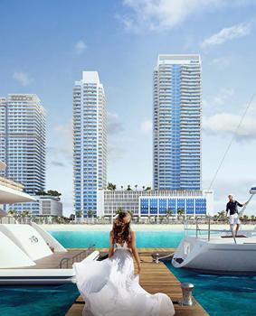 Emaar Beachfront Exclusive Beach Living
