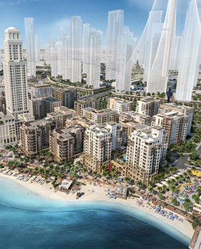 Dubai Creek Harbour- A Green, Smart Microcity