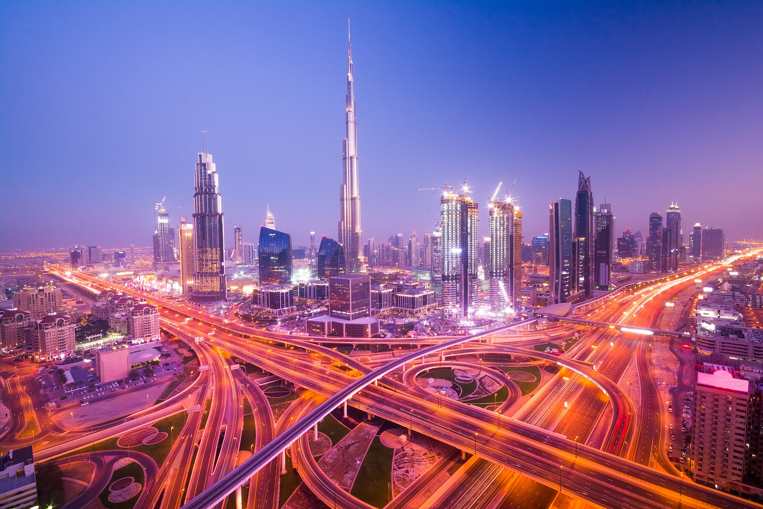 UAE allows 100% ownership of businesses by foreign nationals