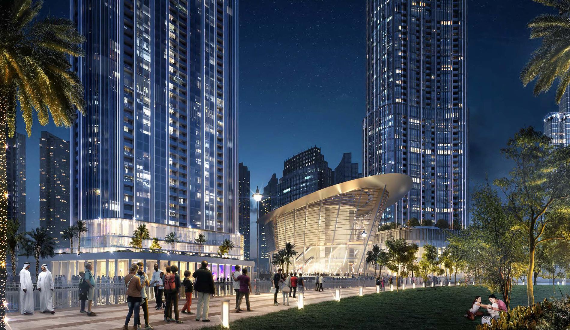 Forte Downtown Dubai