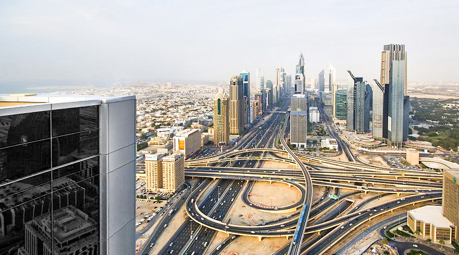 Dubai house prices accelerate at fastest pace since 2014