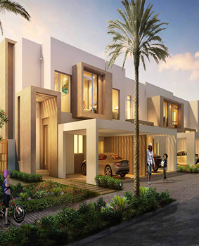 Sun Townhouses at Arabian Ranches 3