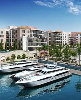 Port de La Mer Land Ahoy