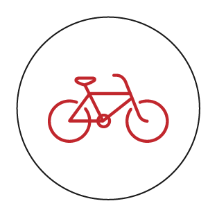54 km Bicycle Route