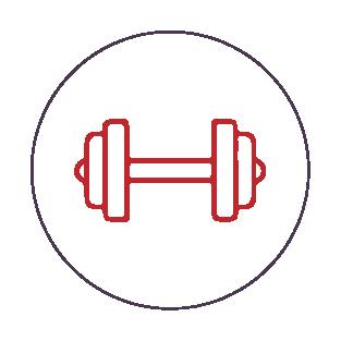 Dedicated Fitness Area