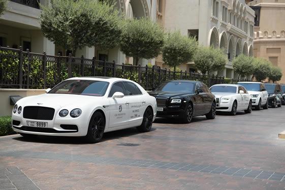 Luxury concierge service