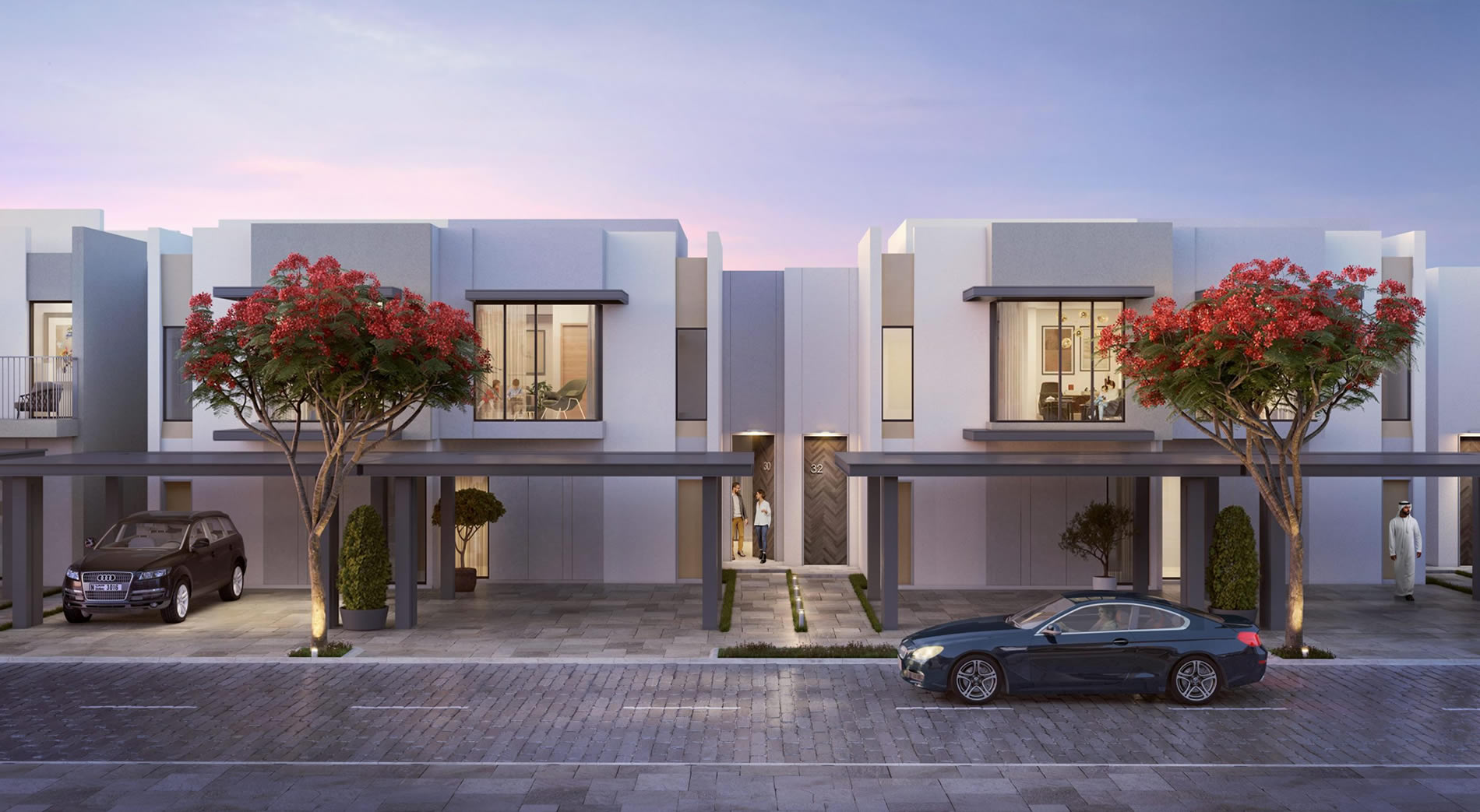Townhouses in Dubai